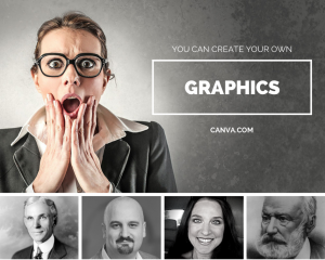 Free Tool: Create Your Own Visuals with Canva