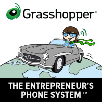 Grasshopper: The Entrepreneur's Phone System