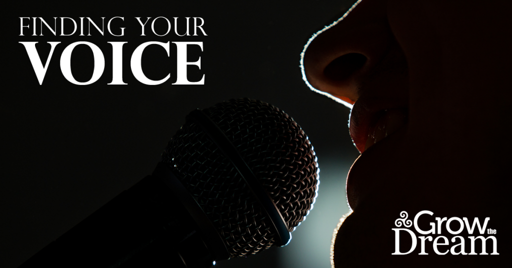 Finding Your Voice When Writing for Your Business