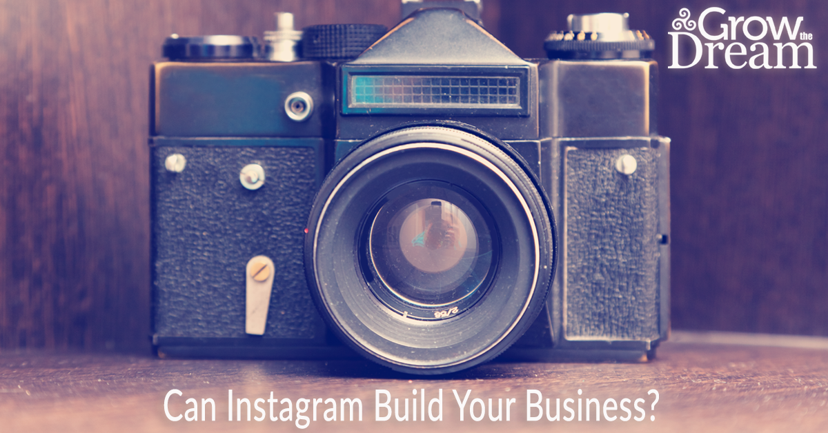 Can Instagram Help Build Your Business?