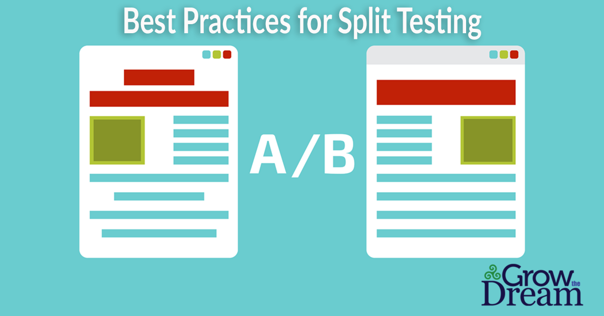 A vs B – Best Practices for Split Testing That Really Works