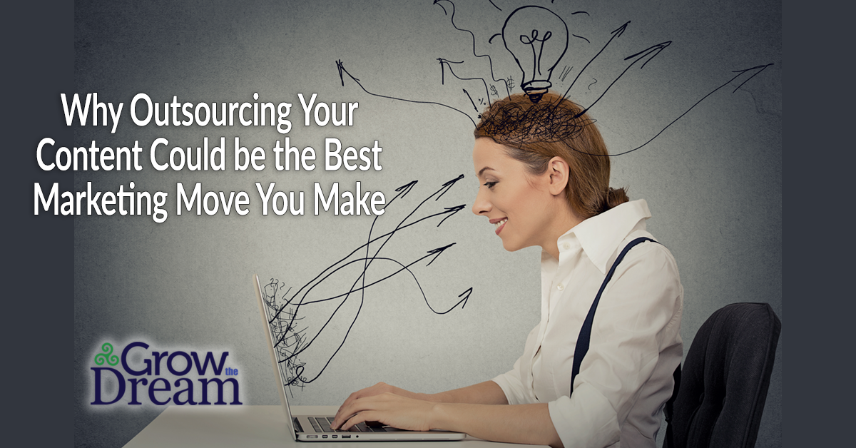 Why Outsourcing Your Content Could be the Best Marketing Move You Make
